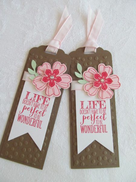 Flower Shop & Petite Petals Bookmark