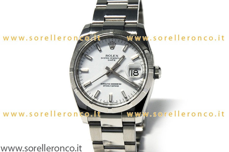 ROLEX DATE 34mm 115210 Prezzo Offerta