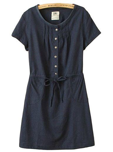Image result for short drawstring dress