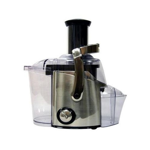 Juiceman JM400 Junior Juicer Juiceman Juicer    Enjoy the delicious flavors & nutritious value of juices from fresh fruit and vegetables – any time you want. This powerful juicer's one-handed operation extracts pulp-free juice in minutes.