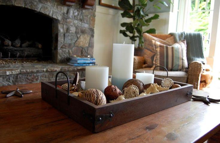 Como decorar a mesa de café: 6 + ideias fórmula de trabalho | doce lar