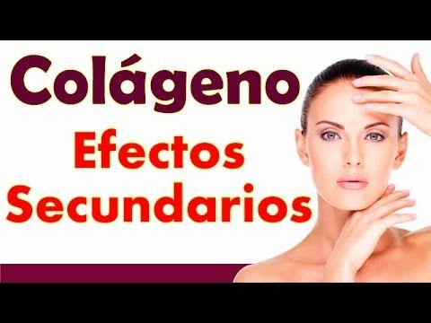 Colágeno contraindicaciones y efectos secundarios: estreñimiento, fatíga...