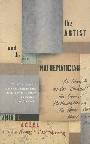 'The Artist and the Mathematician', Amir D. Aczel