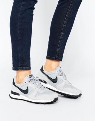 Nike - Internationalist - Scarpe da ginnastica grigie