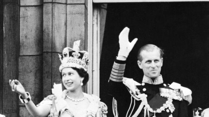 62. rocznica koronacji królowej Elżbiety II #historia