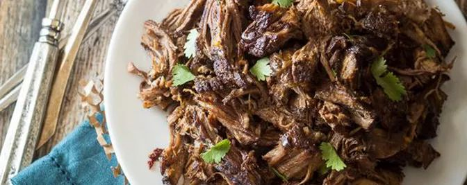 PALEOinheels | SLOW COOKED LAMB BARBACOA