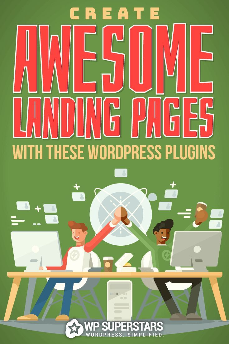 6 Best WordPress Landing Page Plugins For 2017
