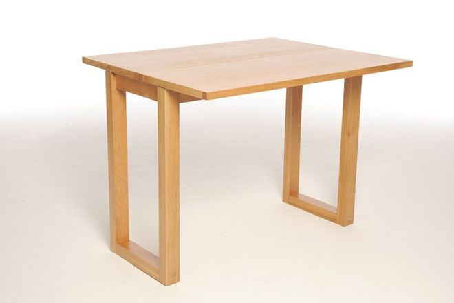Oak Console Table 100cm Dining Table Table Console Table