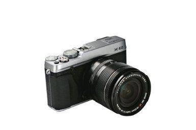 Fujifilm X-E2 + 18-55mm - Cámara digital (16.3 MP, MILC, CMOS, 18 - 55 mm, Fujifilm X, Bayonet) Plateado - Amazon.es: Fujifilm