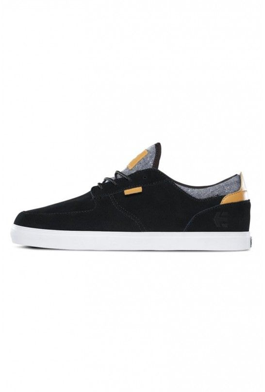 ETNIES HITCH BLACK/WHITE/GUM