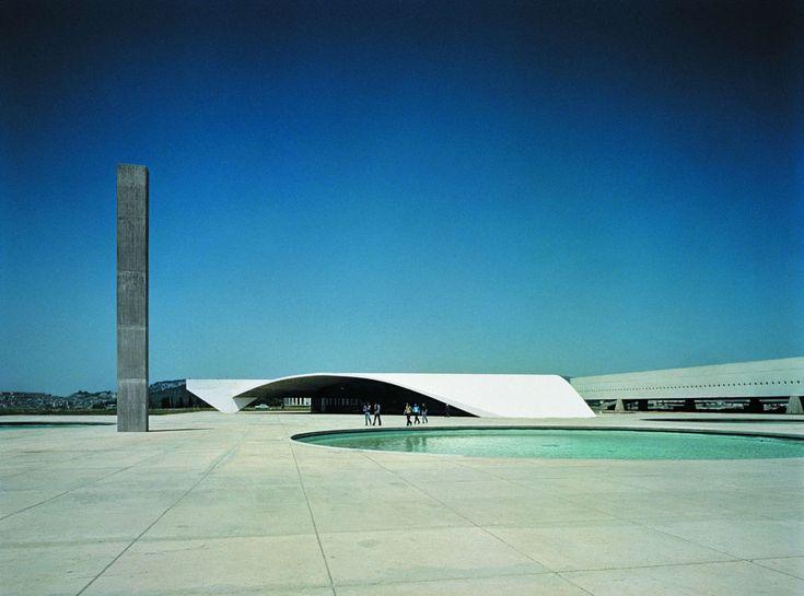 Niemeyer Universidade de Constantine