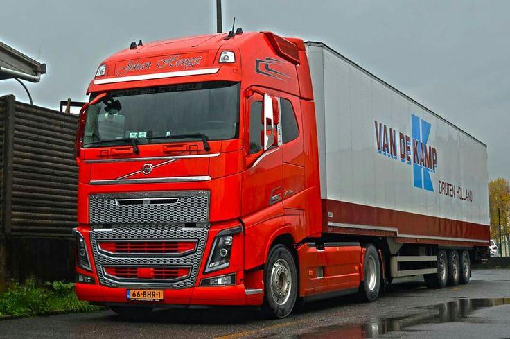 Volvo FH . 16. 750 pk.