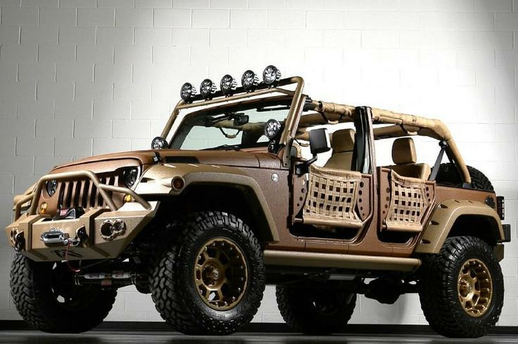 Are you ready for the zombie apocalypse Jeepers?!?!