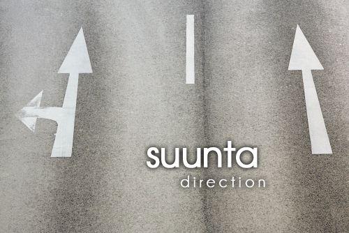 suunta ~ direction