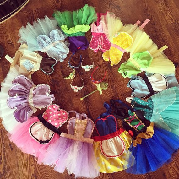 apron BELLE TUTU apron for girls fun for by loverdoversclothing