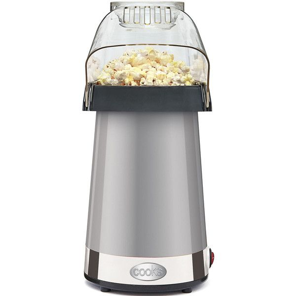 Cooks Hot Air Popcorn Maker (541.200 IDR) ❤ liked on Polyvore featuring home, kitchen & dining, small appliances, air popcorn maker, air popcorn machine, hot air popcorn popper, hot air popcorn maker and air popcorn popper
