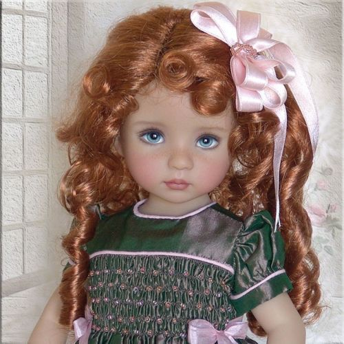 Dianna Effner 13 Quot Little Darling Exclusive Collector Doll