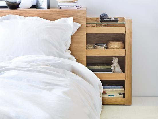 """Malm Bett Von Ikea Quietscht ~   """"Malm Bett auf Pinterest  Bett Eiche, Stilvoll Wohnen und Malm"""