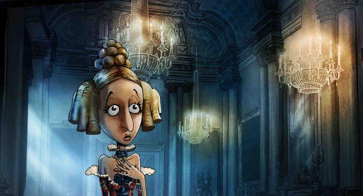 Léopold, roi des Belges (2016) Film d'animation (court-métrage) sur la naissance de la Belgique. Dessin animé de 29 minutes réalisé par le Mad Cat Studio.