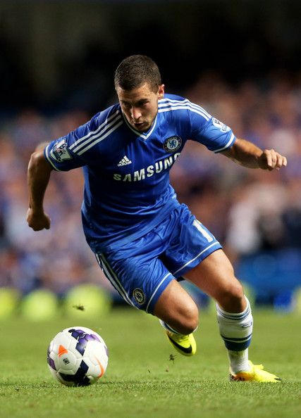 Eden Hazard:                   Chelsea                                  The best thing to come out of Belgium since chocolate