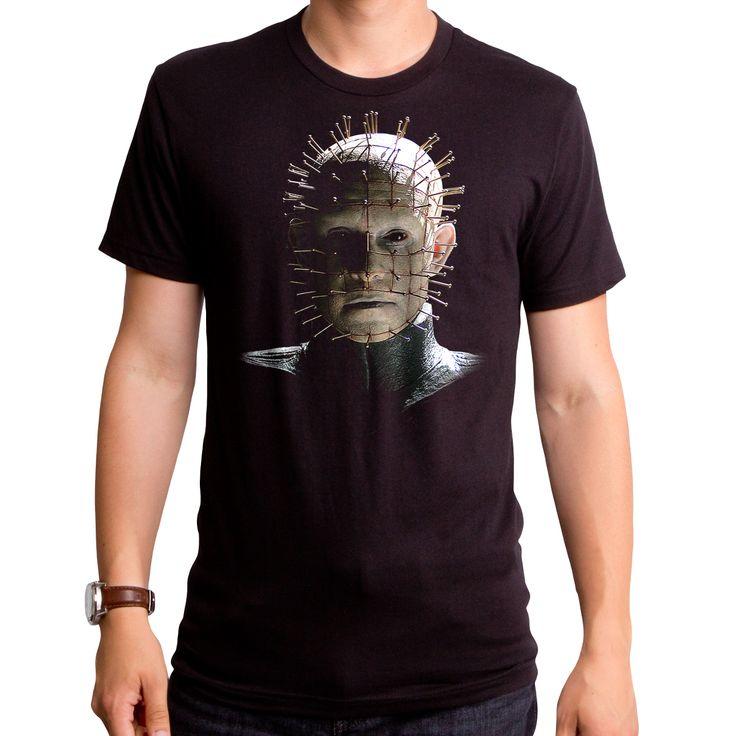 Hellraiser movie Pinhead t-shirt