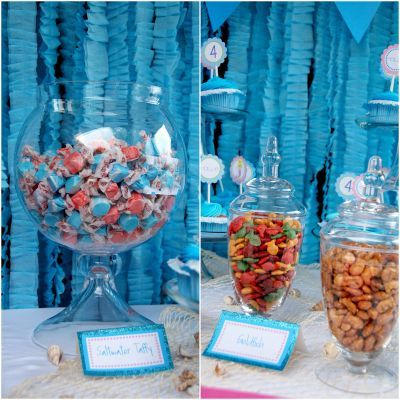 mermaid party pics1