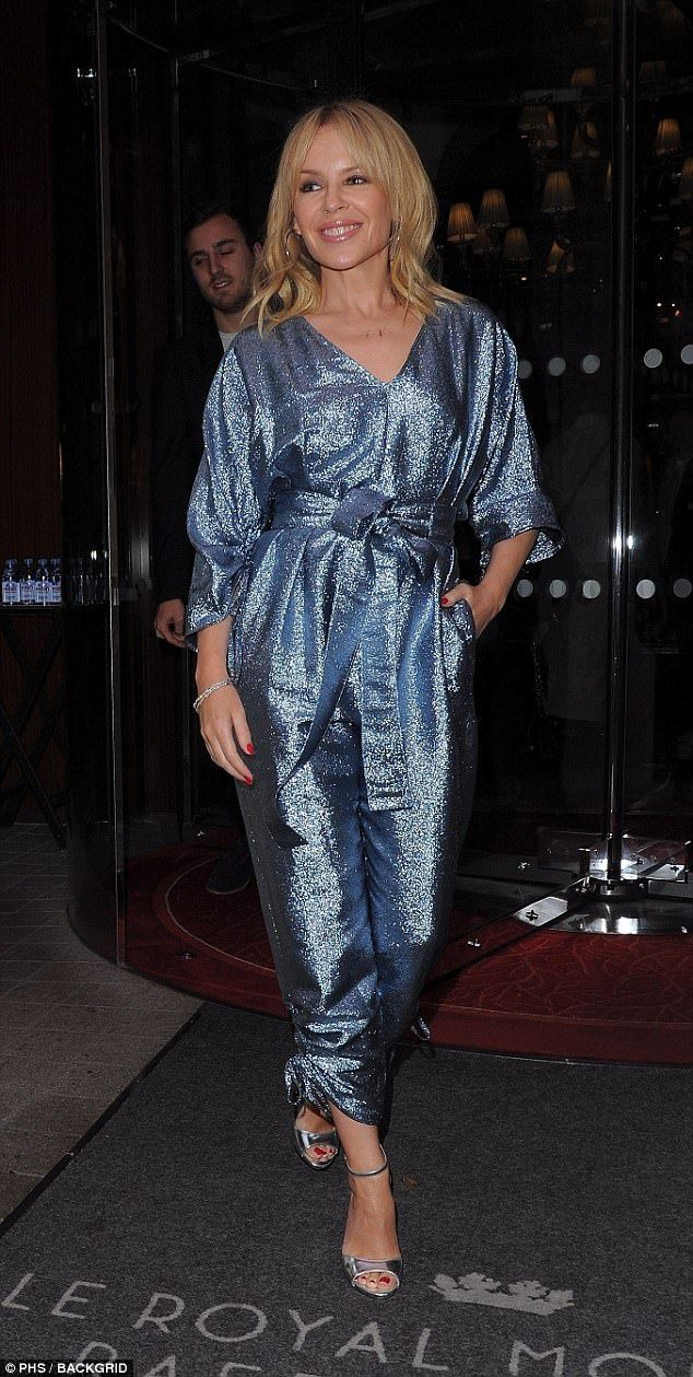 Spread some sparkle in a Stella McCartney jumpsuit like Kylie #DailyMail Click to buy now