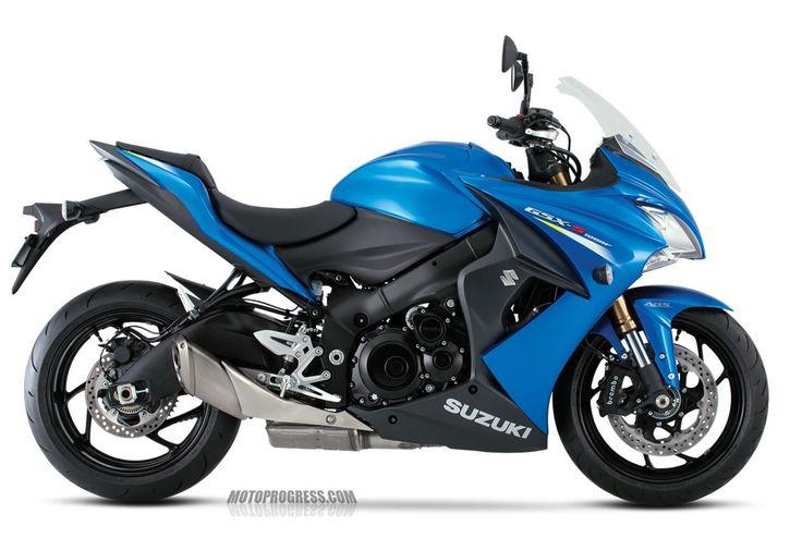 SUZUKI GSX-S 1000 F 2016