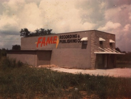 great photo of FAME  in muscle shoals, alabama