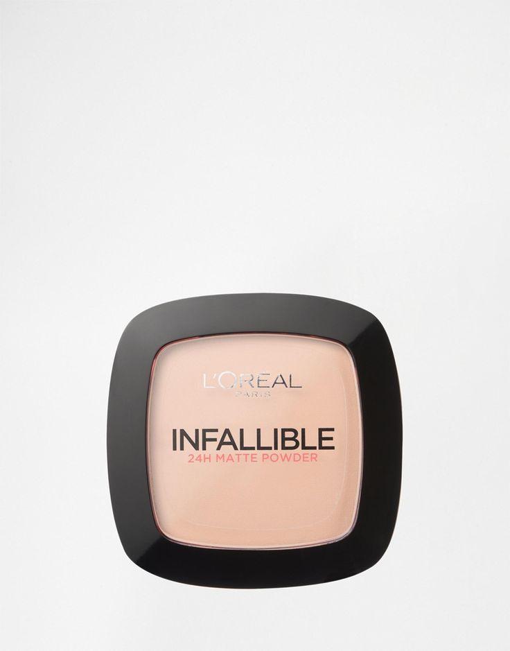 L'Oreal Paris Infallible Powder