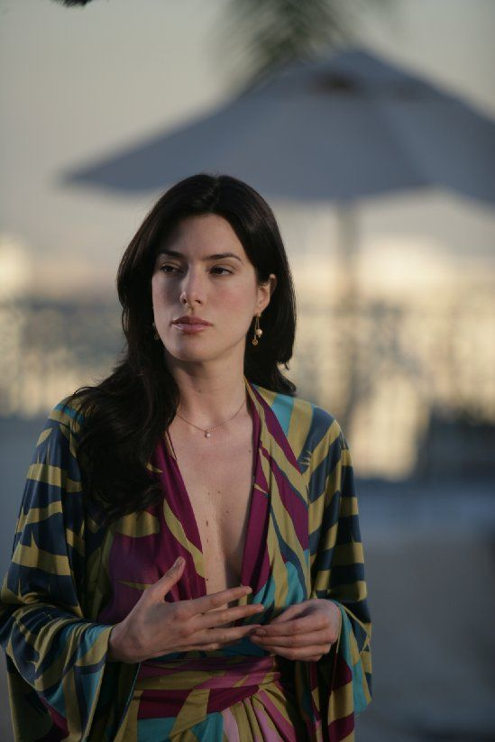 Still of Jaime Murray in Hustle (2004)
