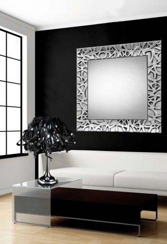 M s de 1000 ideas sobre espejo envejecido en pinterest for Espejo madera envejecida