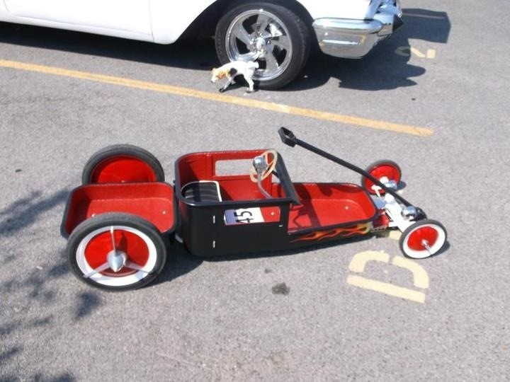 1000 Images About Custom Pedal Cars And Wagons On