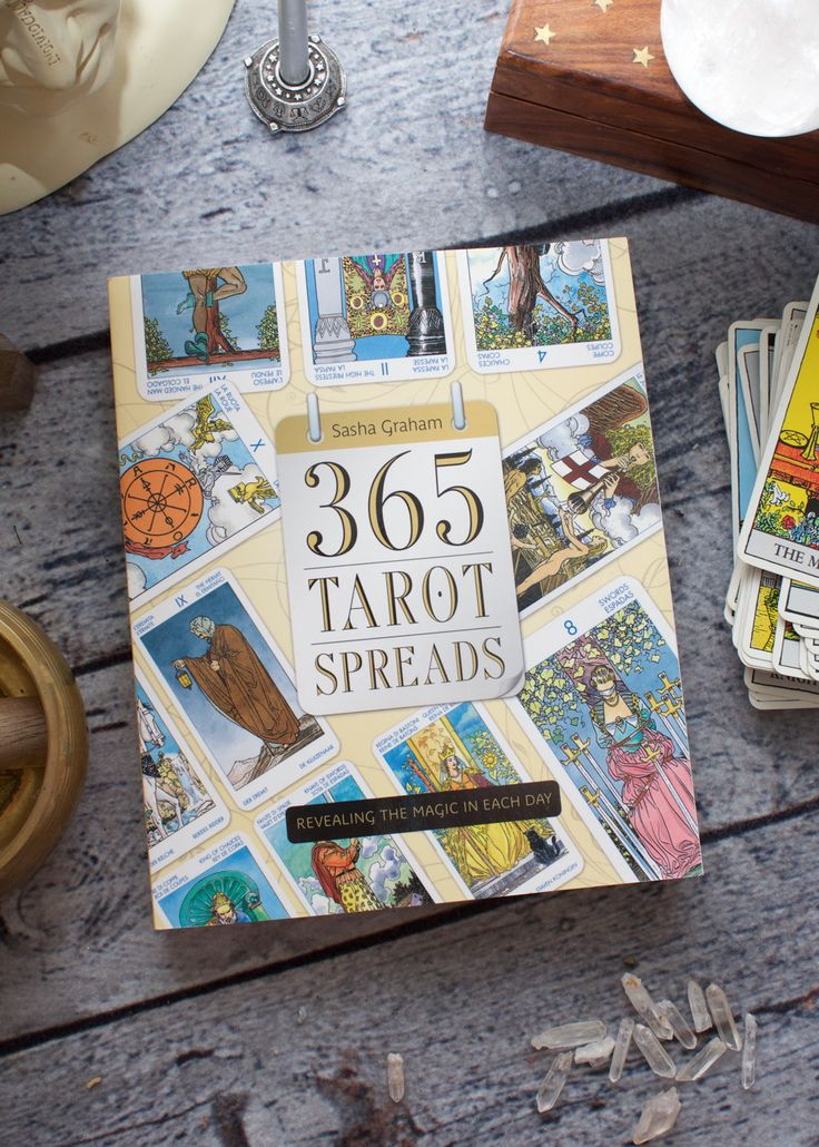 1000+ Ideas About Tarot Spreads On Pinterest