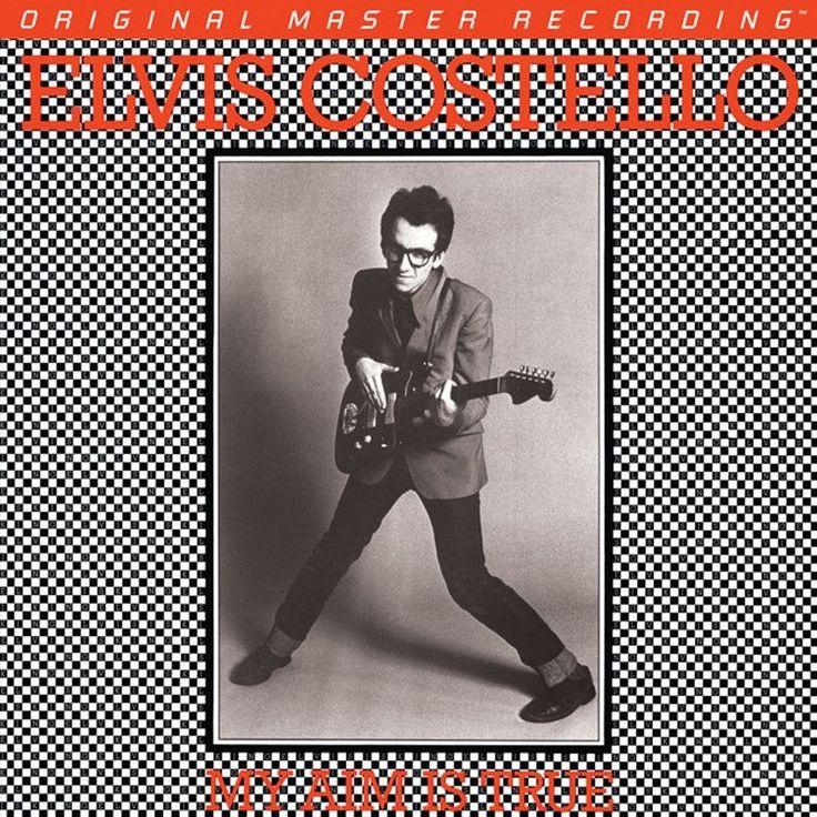 ELVIS COSTELLO - MY AIM IS TRUE (NUMBERED LIMITED EDITION 180g Vinyl LP)