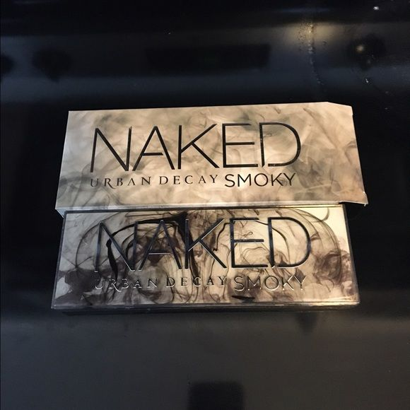 Urban Decay Smoky Palette Brand new never used Smoky palette by Urban Decay. NOT interested in trading, sorry!!! Urban Decay Makeup Eyeshadow