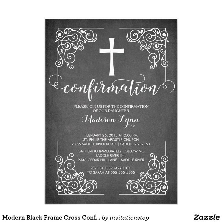 16 best Confirmation invitations images on Pinterest Communion