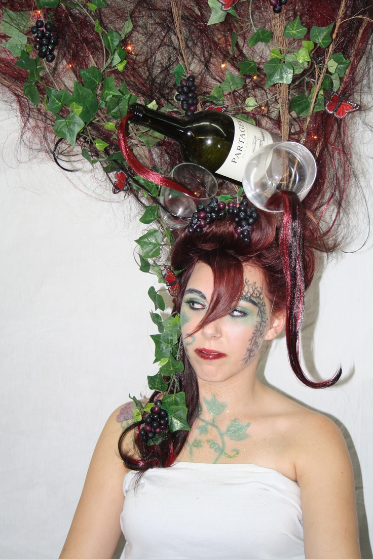 Hair Competition 2011 Second Place Fantasy