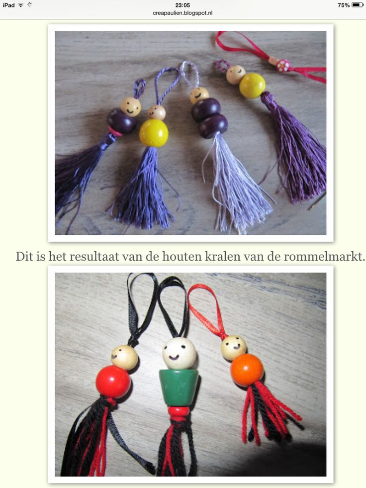 En nog een paar eenvoudige voorbeelden van gelukspoppetjes met dank aan http://creapaulien.blogspot.nl