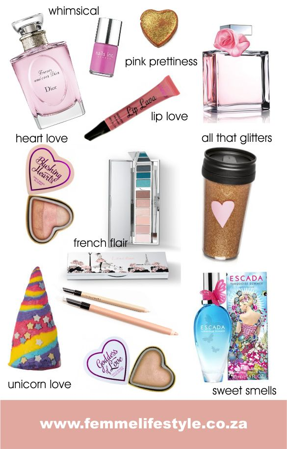 beauty, cosmetics, my favourite valentines, valentines picks, valentines romantic collection, weekly picks, wishlist  |  No comments  |  Valentines Picks ... Romanticby Heather de BruinSaturday, February 14, 2015Valentines Picks ... Romantic