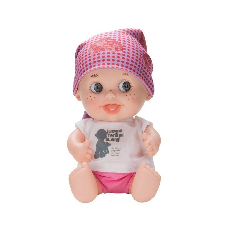 ¡Como nos gustan los Baby Pelones! Huelen tan bien... ¡y además son por una buena causa!