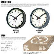 【楽天市場】40年代ミリタリークロックをモチーフにしたウォールクロック! TRAVIS WALL CLOCK(トラヴィスウォールクロック) 掛時計 BIMAKES(ビメイクス) 全2色(German Gray、Vintage black) 送料無料 あす楽対応(家具・インテリア・雑貨 ビカーサ) | みんなのレビュー・口コミ