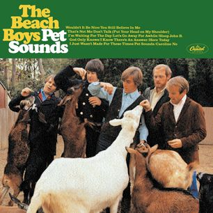 "#2 - ""Who's gonna hear this shit?"" Beach Boys singer Mike Love asked the band's resident genius, Brian Wilson, in 1966, as Wilson played him the new songs he was working on. ""The ears of a dog?"" But Love's contempt proved oddly useful: ""Ironically,"" Wilson observed, ""Mike's barb inspired the album's title."" Barking dogs – Wilson's dog Banana among them, in fact – are prominent among the found sounds on the album. www.jeffreymarkell.com #orangecountyrealtor #jeffforhomes #greatestalbums"