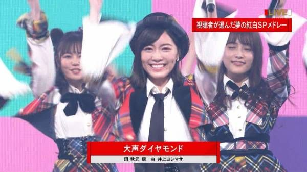 #松井珠理奈 #大声ダイヤモンド #SKE48 #AKB48