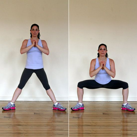 The 30-Day Squat Challenge -   You're just 30 days away from your best booty - if you're up for our Squat Challenge!