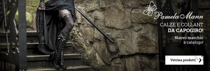 #PamelaMann è il brand leader nella produzione e distribuzione di calze e collant unici e originali. Dimenticate i calzini sportivi e i noiosi collant neri che si sfilano al primo utilizzo. Creatività e tecnologia avanzata sono i capisaldi dell'azienda inglese che, fondata nel 1956, continua ad avere successo e ad essere amata in tutto il mondo.