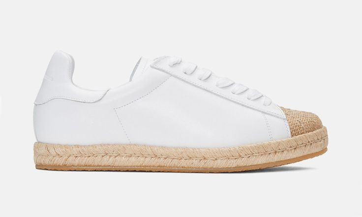 Alexander Wang's $595 Espadrilles Are for Serious Summer Flexers Only