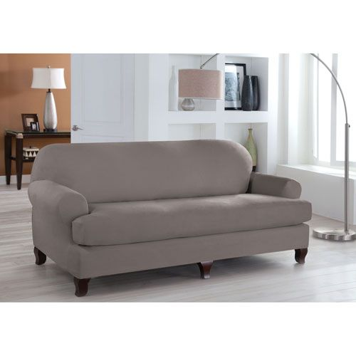 Sofa Slipcover No Sew: 25+ Best Ideas About Sofa Slipcovers On Pinterest