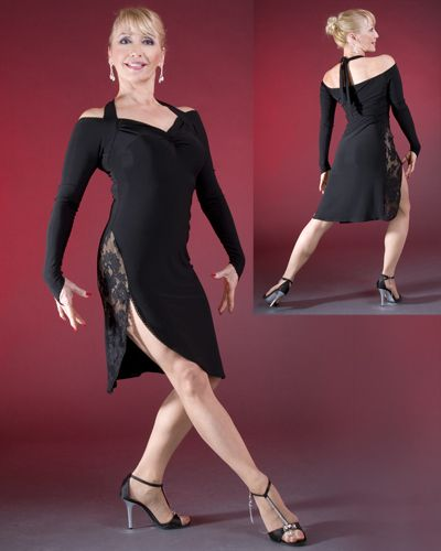 Angelito Argentine Tango Dress