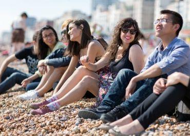 3 mois de cours d'anglais intensif à Brighton pour 3 996 € au lieu de 5 125 €